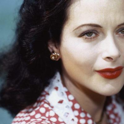 Hedy Lamarr, Dr Macro